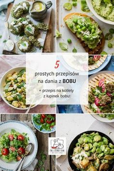 Nasu, Vegetable Dishes, Fresh Rolls, Pesto, Risotto, Tacos, Good Food, Food And Drink, Bob