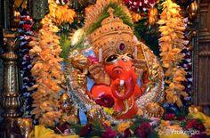 Angaraki Sankashti Chaturthi celebrations at Siddhivinayak temple