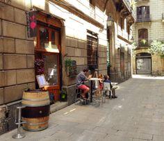 Brunch @ Rasoterra, Barrio Gótico