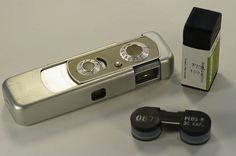 Minox Riga: A Subminiature Spy Camera from the 1930s