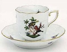Herend porcelain