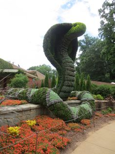 Topiary Sculptures Amazing Sculpture and Art Landscape