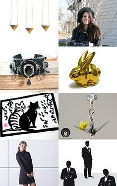 Bits of Yellow by Julia on Etsy