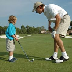 How to Introduce Golf to Your Kids  (www.crippencars.com)  #crippencars#golftips