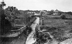 Portimao, Av. 25 de Abril há 50 anos.