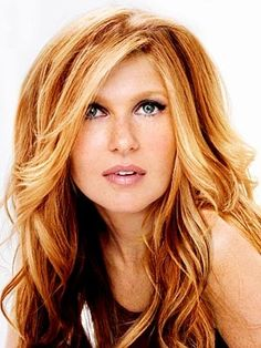 Net Photo: Connie Britton - Instyle Magazine Shoot: Image ID: . Pic of Connie Britton - Latest Connie Britton Image. Connie Britton, Wavy Hair, Her Hair, Friday Night Hair, Etude House, Great Hair, Blonde Balayage, Hair Day, Pretty Hairstyles