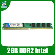 ddr2 800 2gb ram 667 work all intel and amd mobo compatible ddr2 ram pc6400 dimm 533mhz Lifetime Warranty!