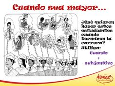 cuando sea mayor - Vamos - Let`s Learn Spanish