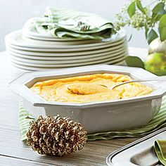 Cheesy Grits Soufflé Recipe | MyRecipes.com