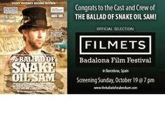 Powerful Female Director Arlene Bogna's Indie Film, The Ballad Of Snake Oil Sam On Global Film Festival Tour | Launch.It