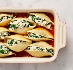 vegan stuffed shells / loveandlemons.com