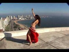 Magical Egyptian Belly Dance: Punta del Este to the feet of Faiza Al Manzur