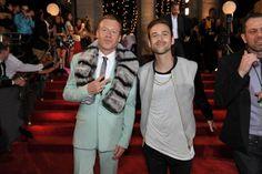 Macklemore & Ryan Lewis at the 2013 #MTV #VMAs