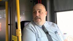 Hero's story: Bus driver aids woman fleeing alleged assault