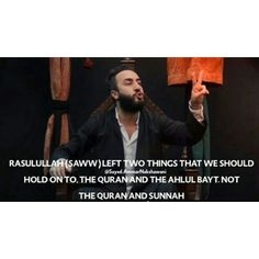 The Quran and the sunnah
