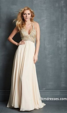 http://www.ikmdresses.com/2014-Halter-Beaded-Bodice-A-Line-Long-Prom-Dresses-Sweep-Train-Water-Melon-Chiffon-p85167