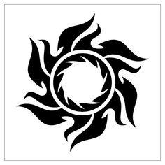 tribal-sun-tattoo-designs