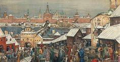 Васницов Новгородский Торг