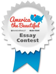 Attention students and teachers: an essay contest to check out, from Rand McNally and USA Today! http://www.bestoftheroad.com/education/#content=0=NONE