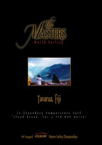 The Masters: Dateline, Tavarua, Fiji: It had never happened before. And it will be hard for any subsequent event to match it: 24 legendary surfing competitors were spirited away to a private island for a Masters contest in spitting barrels Surf Movies, World Surf, Fiji, Surf Shop, Masters, Surfing, Island, Shit Happens, Vacation