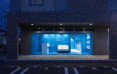 MOVEDESIGN designed the 'angelico' in Saga, Japan. http://en.51arch.com/2013/08/a1002-angelico/