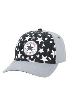 4eb2b02d572 Men s Converse Snapback Cap - Black