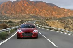Aston Martin Rapide S. The world's most beautiful 4-door sports car. Discover more at http://www.astonmartin.com/cars/rapide-s #AstonMartin