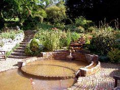 Chalice Well Gardens ...