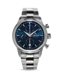 Alpina Alpiner Automatic Chronograph, 41.5mm   Bloomingdale's