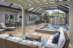 Your Personal Getaway   Outdoor Pool and Recreation Area   The Anniston Model by CalAtlantic Homes in The Grove at Twenty Mile