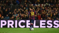 Lionel Messi Is Priceless…