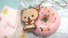 Pastel Cakes Squishy Tag : 1000+ images about Squishies on Pinterest Rilakkuma, Auction and Roll cakes