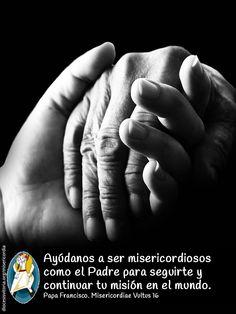 Misericordiosos como el Padre  http://www.diocesisvitoria.org/blog/2016/02/28/ayudanos-a-ser-misericordiosos-como-el-padre/