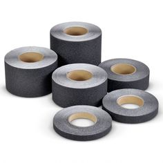 Non Slip Black Floor Tapes Garage Flooring, Black Floor, Mortar And Pestle, Adhesive, Tape, Duct Tape, Ribbon, Ice
