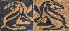 Hufflepuff knitting Pattern