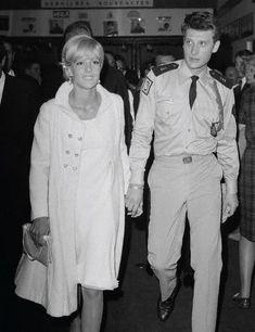 le couple mythique des années 60