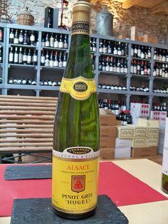 Hugel Pinot Gris - Vignoble d'Alsace — Wikipédia