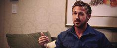 """Seducidos y abandonados, Seduced And Abandoned, 2013, James Toback - """"Tu trabajo es poder simular que cada vez pasa algo nuevo."""" - Ryan Gosling"""