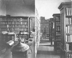 University of Oregon Library, ca. 1900