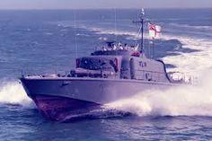 Scimitar Class Fast Patrol boat.There were 3 in class, HMS Scimitar, Cutlass & Sabre in service 1968 - 1983.