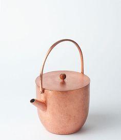 / copper + japanese aesthetics