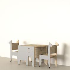 Żyrafa [krzesełko]