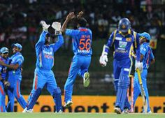 Virat Kohli's fine half-century and Irfan Pathan's opening spell helped India beat Sri Lanka by 39 runs in the one-off Twenty20 International played in Lanka...