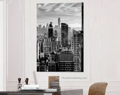 Large Canvas art, New York photography/New York Black and white photography/World Trade Center photography/Manhattan poster/New York poster by PHOTOFORWALL on Etsy Music Wall Decor, Paris Wall Decor, New York Photography, Nature Photography, New York Poster, New York Black And White, New York Photos, Large Canvas Art, World Trade Center