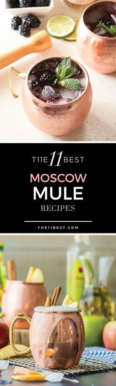 The 11 Best Moscow Mule Recipe Ideas to Try