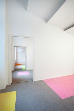 Location: IME Charada Bourdonnais Paris, France www.egecarpets.com