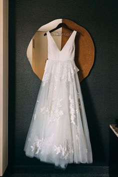 Weddings   Casey + Caroline   La Cosa Bella Events   La Cosa Bella Events Wedding Gowns, White Dress, Flower Girl Dresses, Events, Couture, Weddings, Bride, Heart, How To Wear