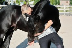 10 Ways to Play With Your Horse~ More important than anything else you'll do together...