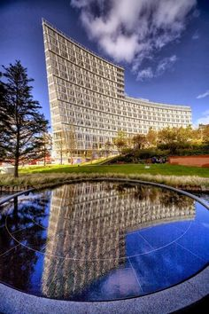 Amazing Snaps: One Park West, Liverpool One, England