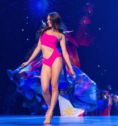 Catriona Elisa Magnayon Gray - Philippines - Miss Universe 2018 Gray Instagram, Swimsuits, Bikinis, Swimwear, Grey Bikini, Filipina Beauty, Miss World, Grey Fashion, Philippines